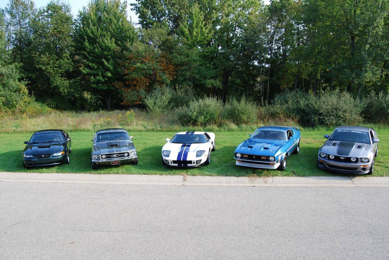 Motor City Muscle Car Club Gallery - Muscle car club